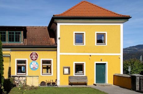 Pfadfinderheim Kuchl