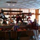 Spielzeugabteilung
