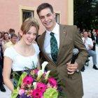 Audrey Ryback mit Thomas Gefahrt