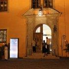 Das Schloss Urstein bot einen besonderen Rahmen für die Veranstaltung.