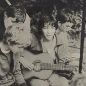 Sommerlager 1980 in Waidhofen an der Ybbs