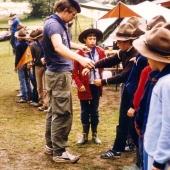 Sommerlager 1983 in Waidhofen an der Ybbs