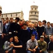 2001 in Pisa