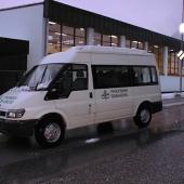 Pfadfinderbus Ford Modell 2000