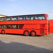 Der neue Pfadfinderbus mit 75 Sitzplätzen