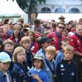 100 Jahre Pfadfinderbewegung: Fest in Salzburg