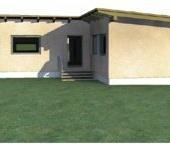 Neues Pfadfinderheim in Puch (Planungsskizze)