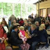 Eröffnungsgäste in Puch
