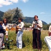 Eröffnungsmesse 1981