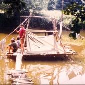 Sommerlager der Explorer 1982 in Zwettel