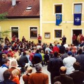 Heimeröffnung 2001 in Kuchl
