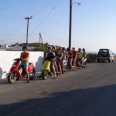 Sommerlager der CaEx auf den griechischen Inseln 2006