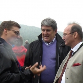 Thomas Gefahrt, Helmut Klose, Othmar Karas
